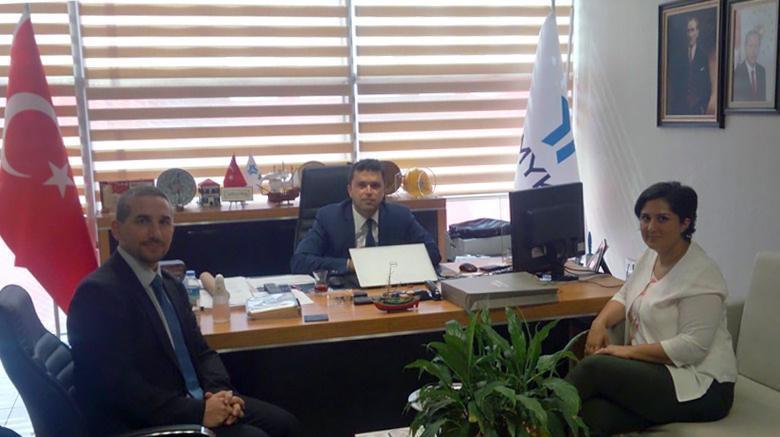 Vocational Qualifications Authority Visit